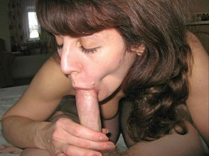 homemade mom blowjob