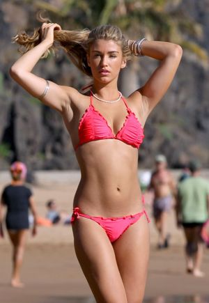 FOTOS Amy Willerton pone un Show de..
