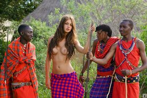 african tribal sex
