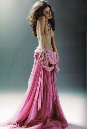 anna friel - topless