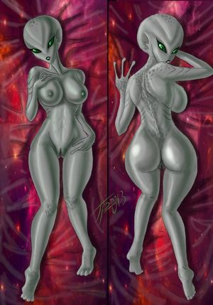 sexy alien girl porn free porn at SexNaked