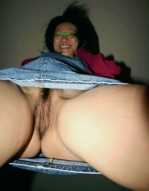 hairy pussy..