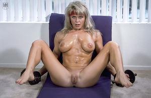 Sandra nackt Wild Sandra Wild