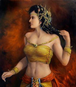 Greek Mythology: Jocasta