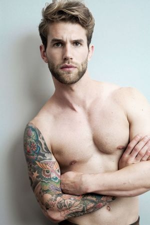 euphoricfixation: Andre Hamann Tattoos..