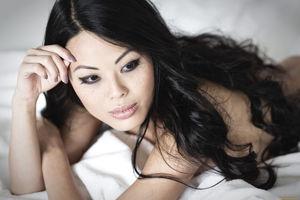 beautiful asian girlfriend
