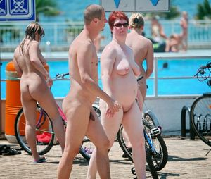 nudists and nude nudists family Nudism..