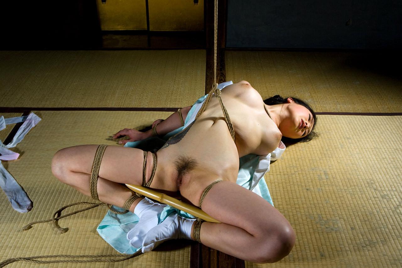 Japanese Oil Massage Bondage