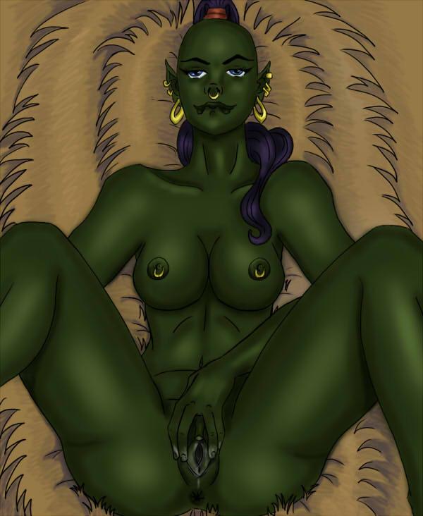 Sexy orc girl free porn photo