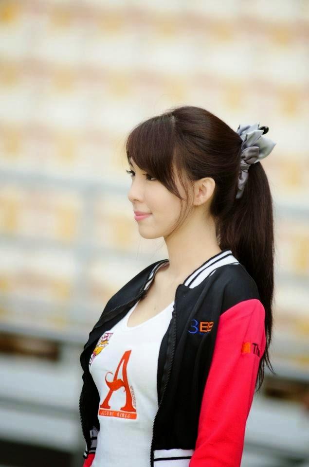 Thai Beautiful Girls: Thai Beautiful Girls 077 ส า ว ส ว ย ไ