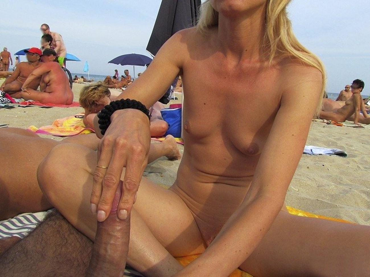 German handjob porn