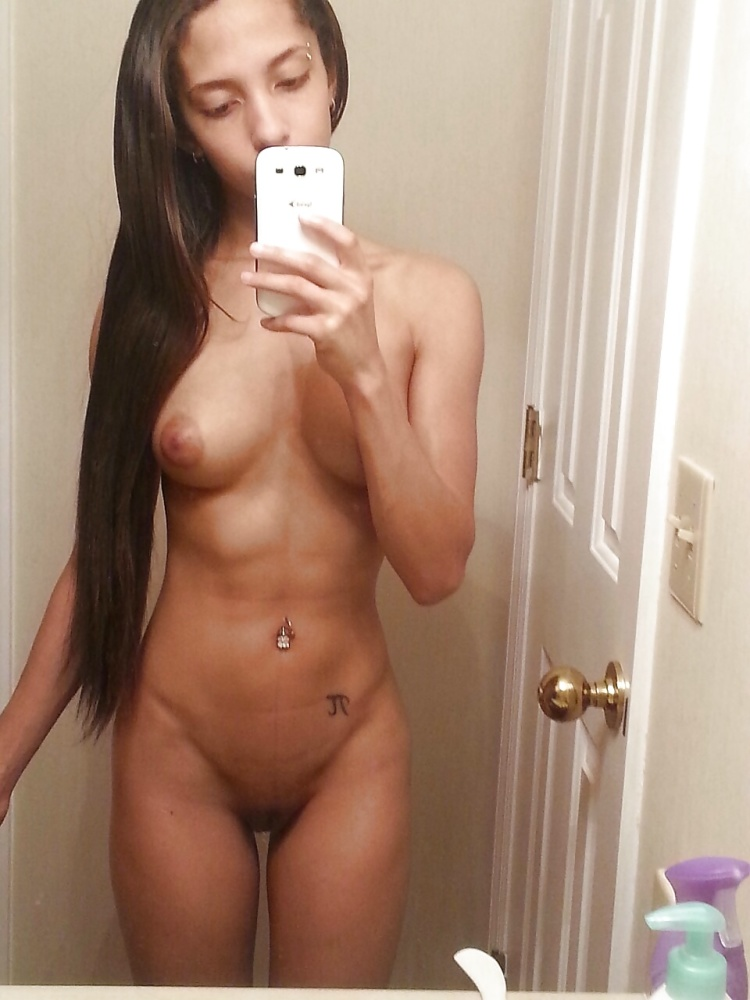 Nude Naked Woman Self Interview