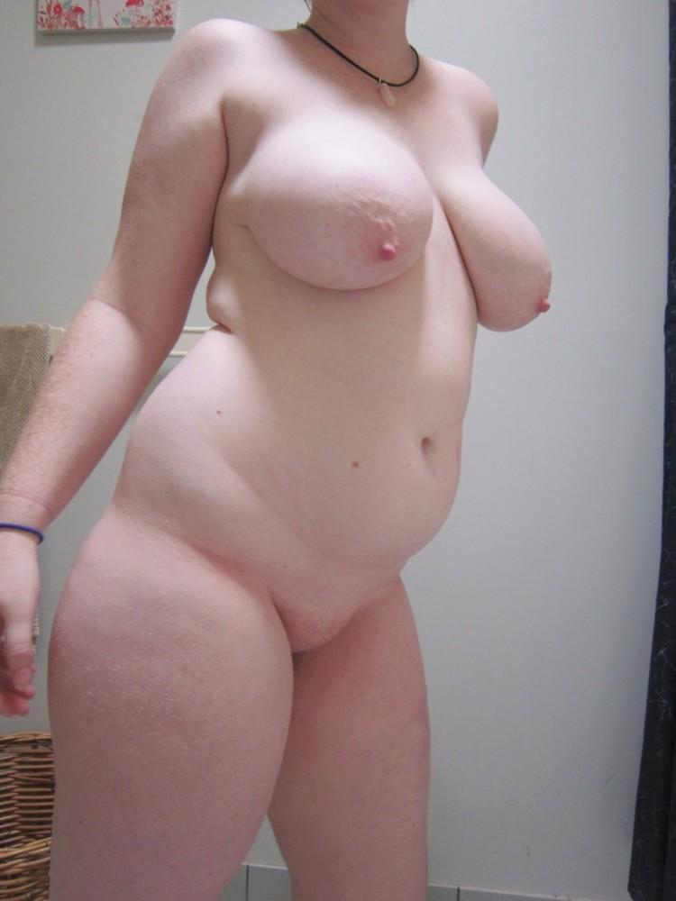 Chubby Redhead Nude