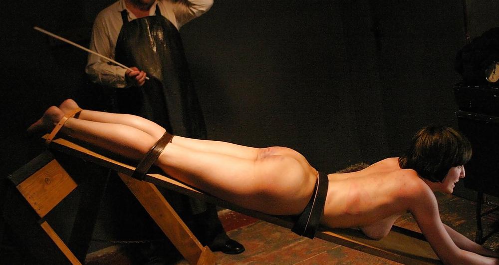 Naked Feet In Stocks Punishment