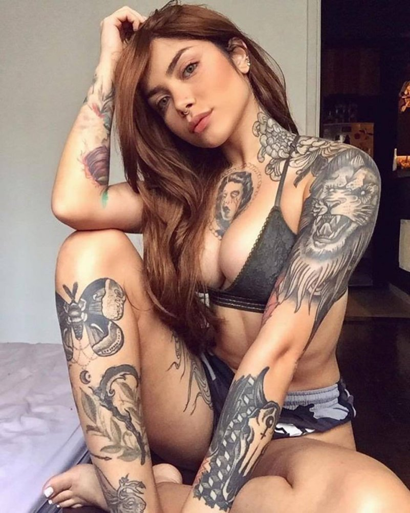 "Tattoo Sexy Girl* on Twitter: ""#FelizSabado #HappySaturday."