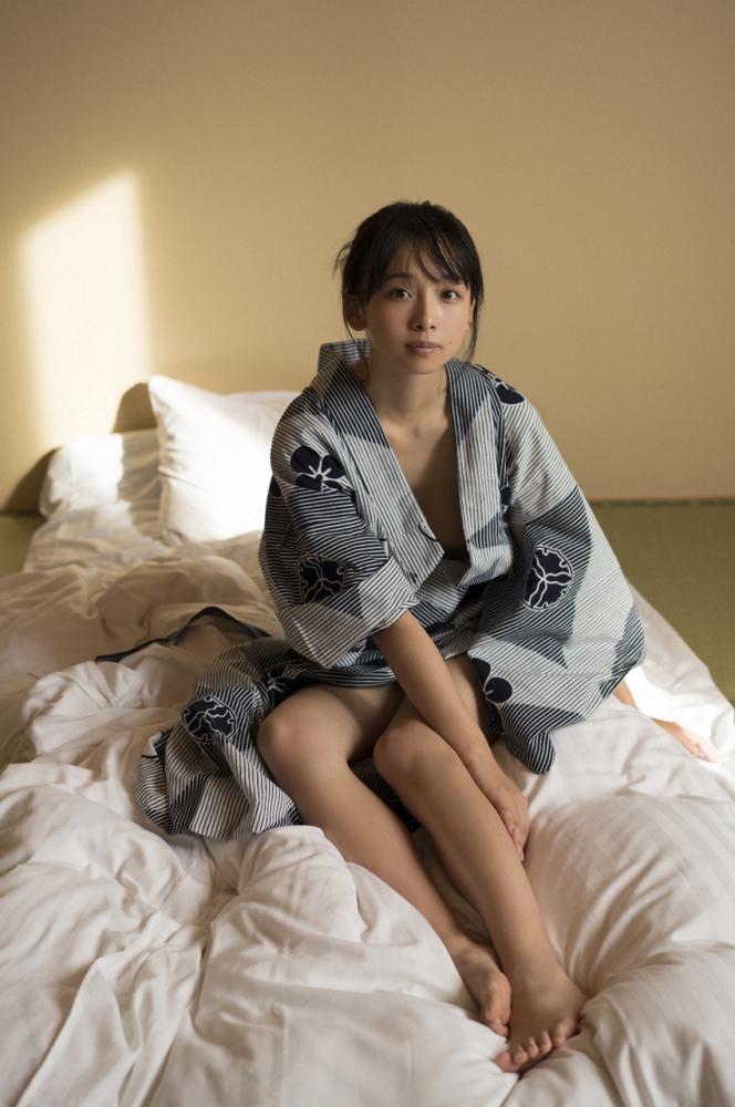 WEB Gravure : ( WPB-net - Extra No.657 Asuka Hanamura : あ し