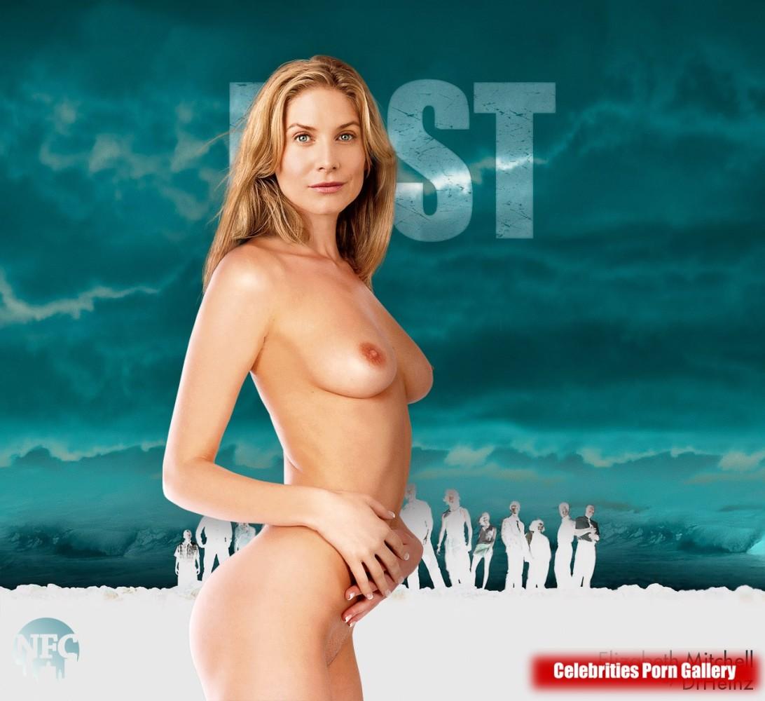 Mitchell naked elizabeth Elizabeth Mitchell