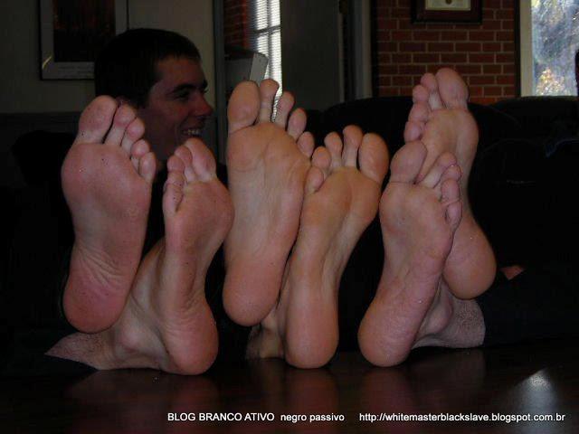 Black Foot Slave