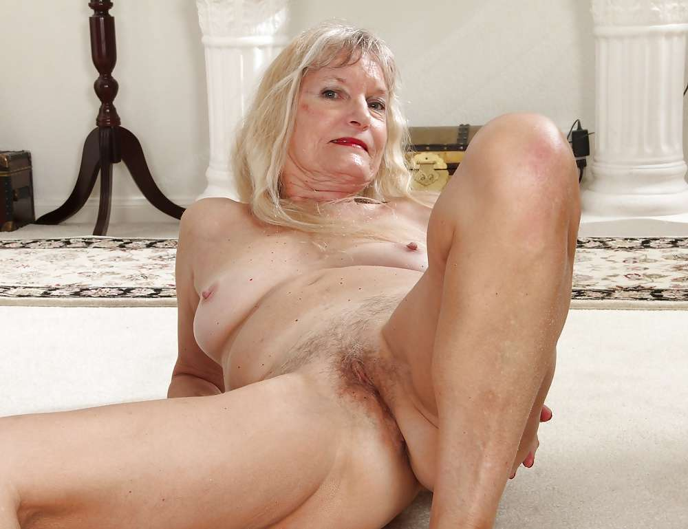 Granny hairy pic